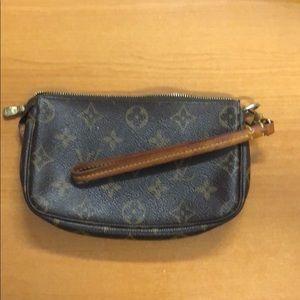 Handbags - 100% Authentic - Louis Vuitton Accessory Wristlet